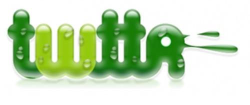 Twitter 10 años Primer Logo